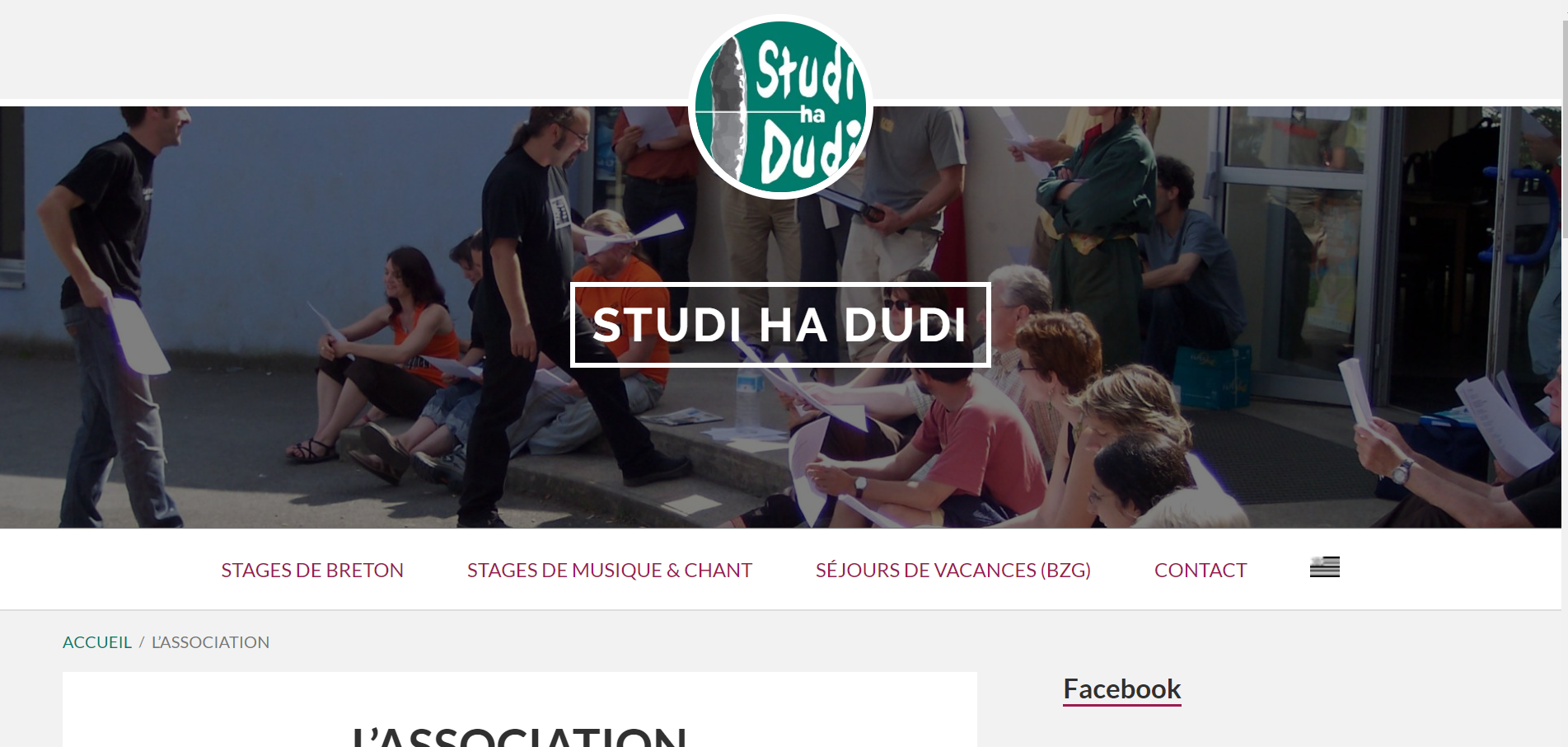 L'association – Studi ha Dudi